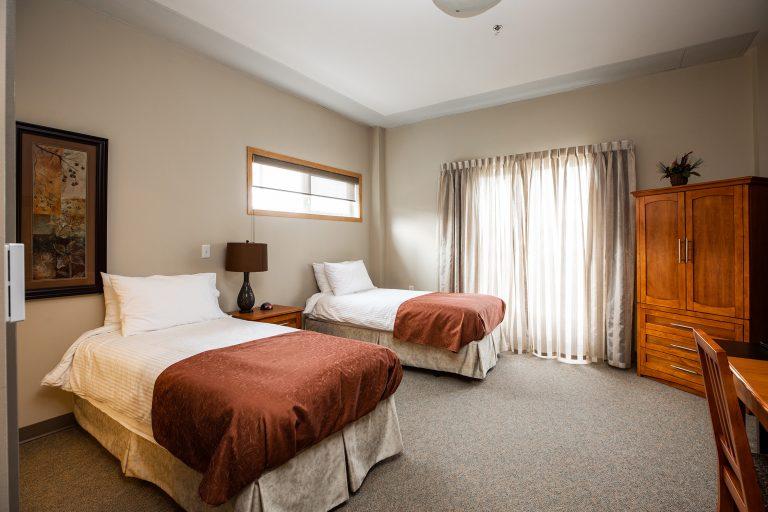 Legacy Lodge suite